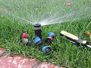 best sprinkler repair in fort worth