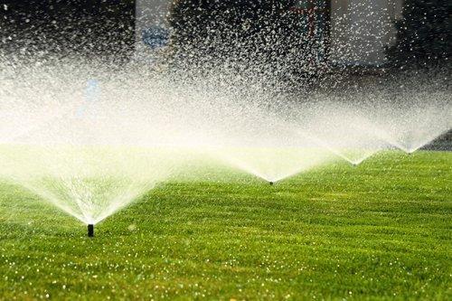 Commercial Sprinkler Repair