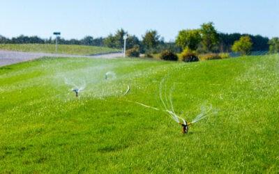 Sprinkler Repair & Irrigation Services